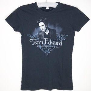 Twilight New Moon Team Edward T-Shirt Small